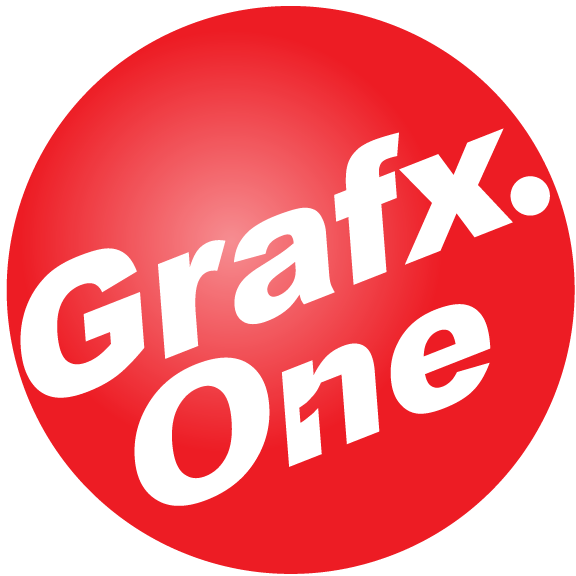 Grafx.One logo.