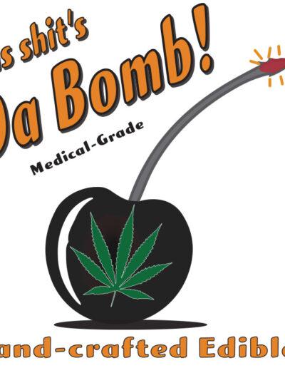 Da Bomb Logo