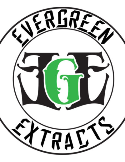Evergreen Extracts Logo - Round