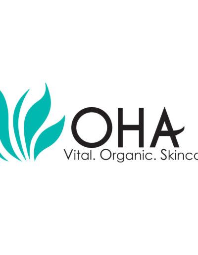 OHA Skincare Logo Horizontal