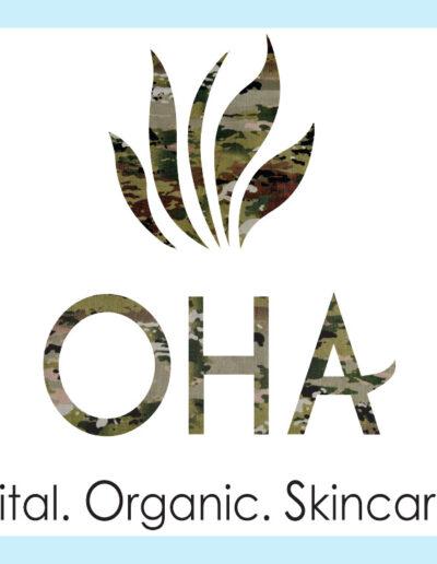 OHA Logo - Camouflage