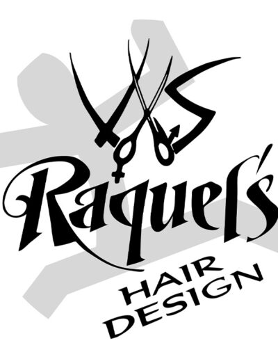 Raquel's Hair Design Logo
