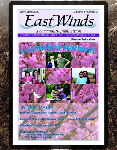 EastWinds Newspaper - May-June 2002
