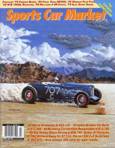 Sports Car Market Magazine - 2001-07