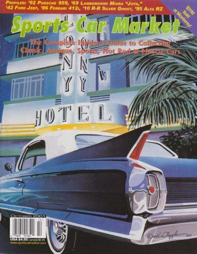 Sports Car Market Magazine - 2001-10