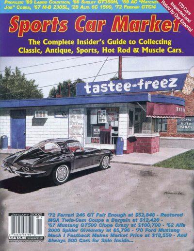 Sports Car Market Magazine - 2002-01