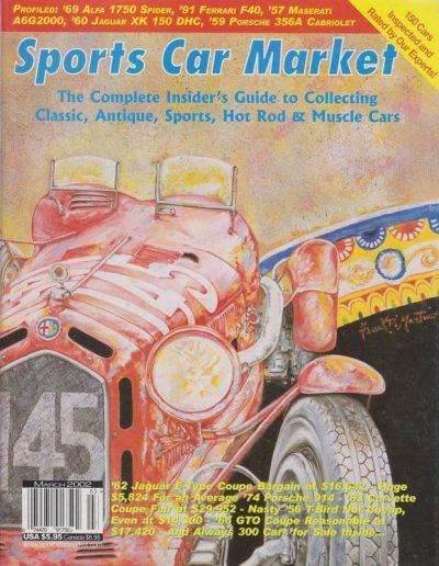 Sports Car Market Magazine - 2002-03